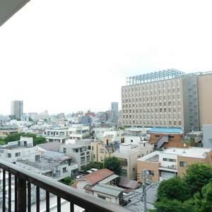 池袋パークハイツ(8階,2499万円)のお部屋からの眺望