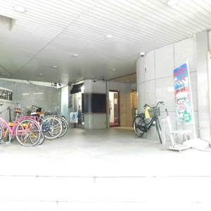 ライオンズマンション池袋のマンションの入口・エントランス