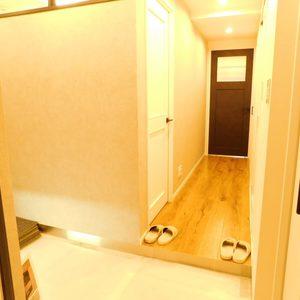 ライオンズマンション池袋(4階,)のお部屋の玄関