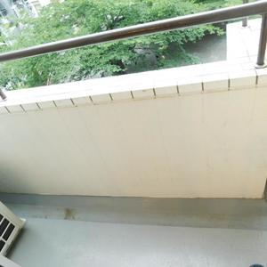 ライオンズマンション池袋(4階,)のバルコニー