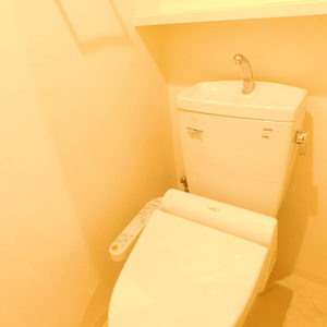 日神パレステージ池袋西(1階,)のトイレ