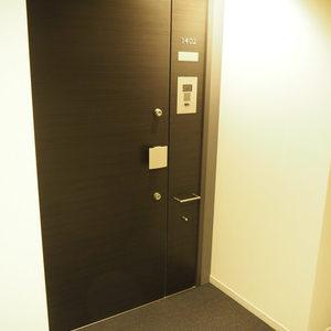 パークコート神宮前(14階,)のお部屋の玄関