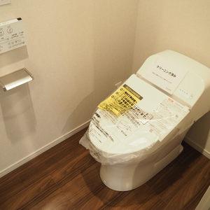 パークコート神宮前(14階,)のトイレ