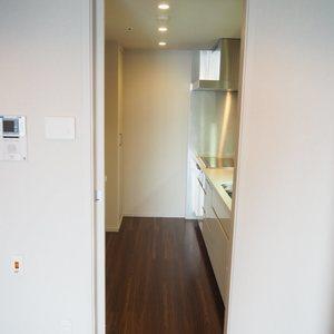 パークコート神宮前(14階,)のキッチン