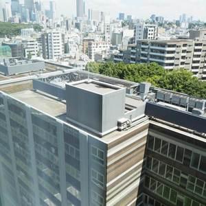 パークコート神宮前(14階,)のお部屋からの眺望
