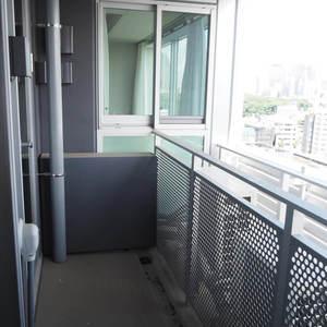パークコート神宮前(14階,)のバルコニー