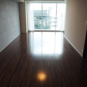 パークコート神宮前(14階,)の居間(リビング・ダイニング・キッチン)