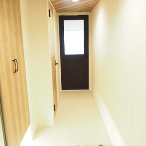 パークノヴァ神宮前(2階,4680万円)のお部屋の玄関