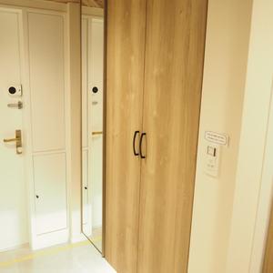 パークノヴァ神宮前(2階,4480万円)のお部屋の玄関