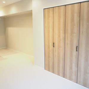 パークノヴァ神宮前(2階,4480万円)の居間(リビング・ダイニング・キッチン)