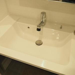 パークノヴァ神宮前(2階,4680万円)の化粧室・脱衣所・洗面室