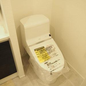 パークノヴァ神宮前(2階,4680万円)のトイレ