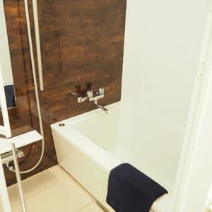 パークノヴァ神宮前(2階,4480万円)の浴室・お風呂