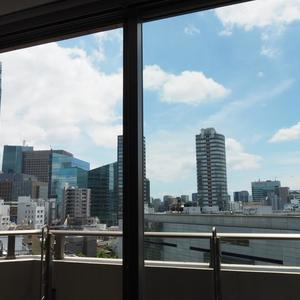 クローバー六本木(10階,)のお部屋からの眺望