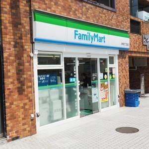 クローバー六本木の周辺の食品スーパー、コンビニなどのお買い物