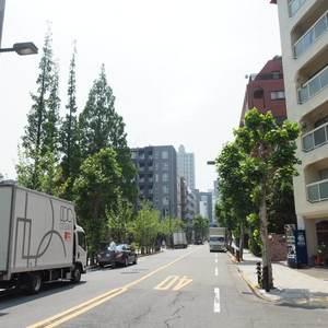 パレ乃木坂の最寄りの駅周辺・街の様子