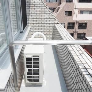 パレ乃木坂(7階,)のバルコニー