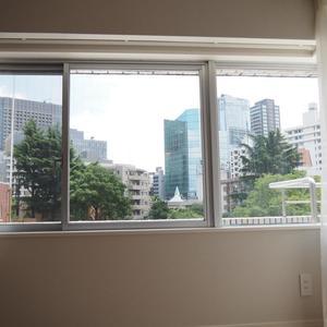 パレ乃木坂(7階,)のお部屋からの眺望