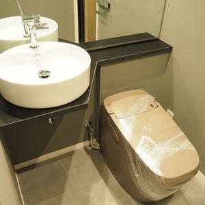 パレ乃木坂(7階,)の化粧室・脱衣所・洗面室