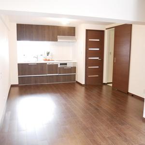 ルミネ木場公園(5階,)の居間(リビング・ダイニング・キッチン)