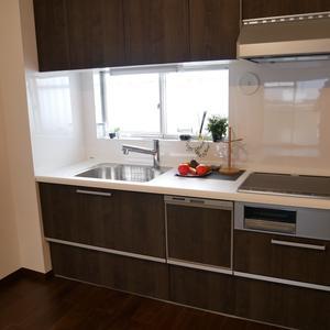ルミネ木場公園(5階,)のキッチン