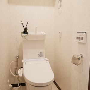 ルミネ木場公園(5階,)のトイレ