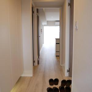 東建ニューハイツ元加賀(10階,4580万円)のお部屋の廊下
