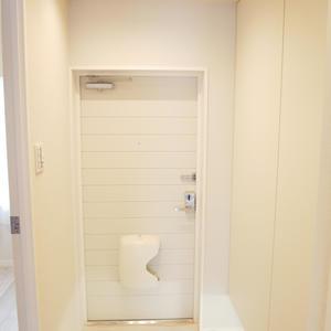 東建ニューハイツ元加賀(10階,4580万円)のお部屋の玄関