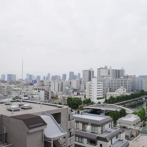 東建ニューハイツ元加賀(10階,4580万円)のお部屋からの眺望