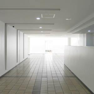 東建ニューハイツ元加賀の共用ロビー