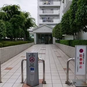 東建ニューハイツ元加賀のマンションの入口・エントランス