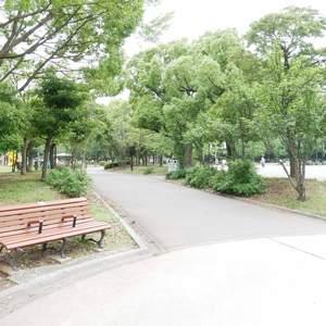 東建ニューハイツ元加賀の近くの公園・緑地