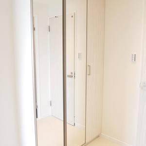 ラクール木場(8階,)のお部屋の玄関