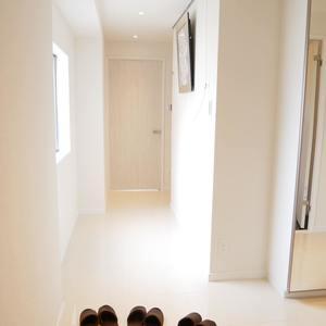 ラクール木場(8階,)のお部屋の廊下