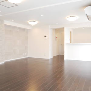 ラクール木場(8階,)の居間(リビング・ダイニング・キッチン)