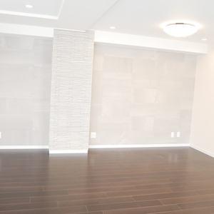 ラクール木場(8階,6180万円)の居間(リビング・ダイニング・キッチン)