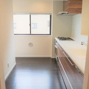 ラクール木場(8階,)のキッチン