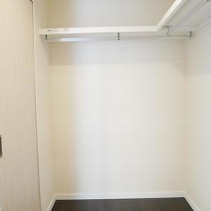 ラクール木場(8階,)のウォークインクローゼット