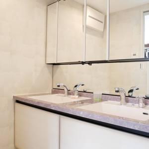ラクール木場(8階,6180万円)の化粧室・脱衣所・洗面室