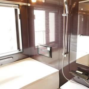 ラクール木場(8階,)の浴室・お風呂