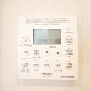 ラクール木場(8階,)の化粧室・脱衣所・洗面室