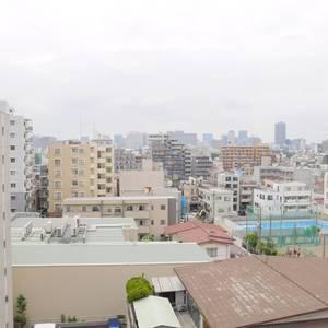 ラクール木場(8階,)のお部屋からの眺望
