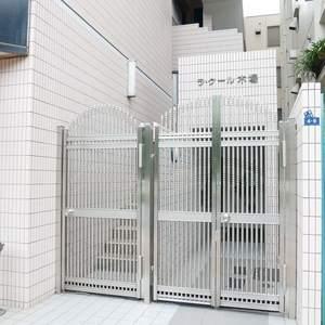 ラクール木場のマンションの入口・エントランス