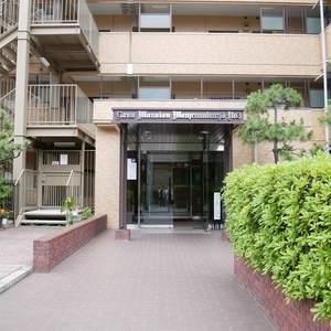 ライオンズマンション門前仲町第3のマンションの入口・エントランス