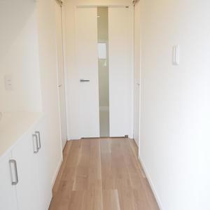 ライオンズマンション門前仲町第3(3階,)のお部屋の廊下