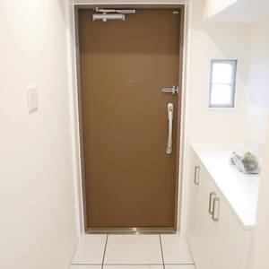 ライオンズマンション門前仲町第3(3階,)のお部屋の玄関