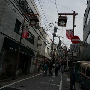 新神楽坂ハウスの最寄りの駅周辺・街の様子