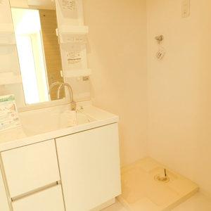 フォルトゥナ目白(4階,)の化粧室・脱衣所・洗面室
