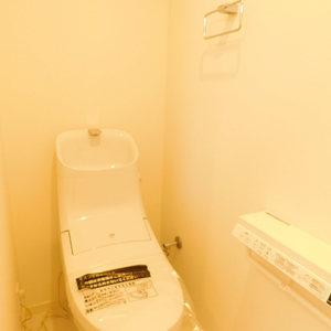 フォルトゥナ目白(4階,)のトイレ