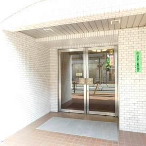 GSハイム目白のマンションの入口・エントランス